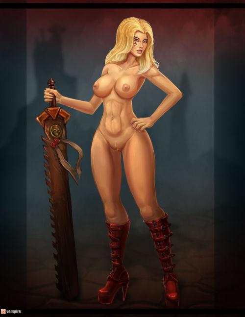 Artist - Vempire - part 35