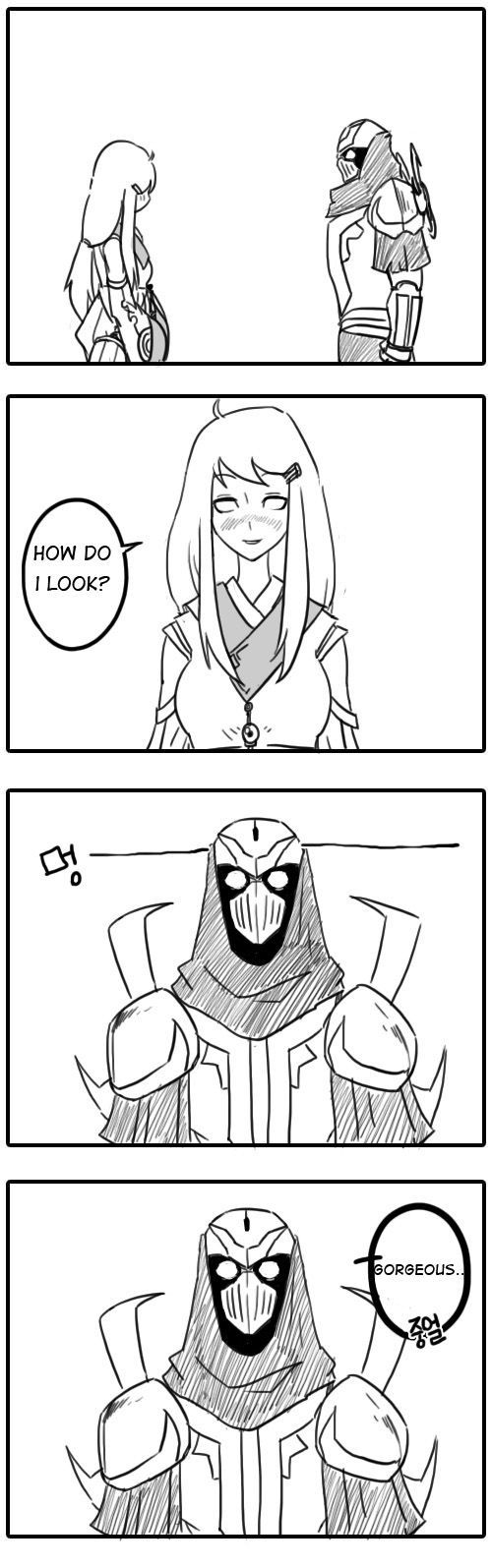 Syndra and Zeds Ordinary Life - part 4
