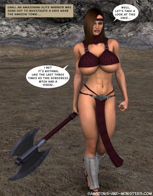 Sorceress's Blunder - part 2