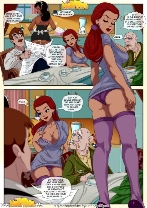 Milftoon-The Milftoons ch. 1